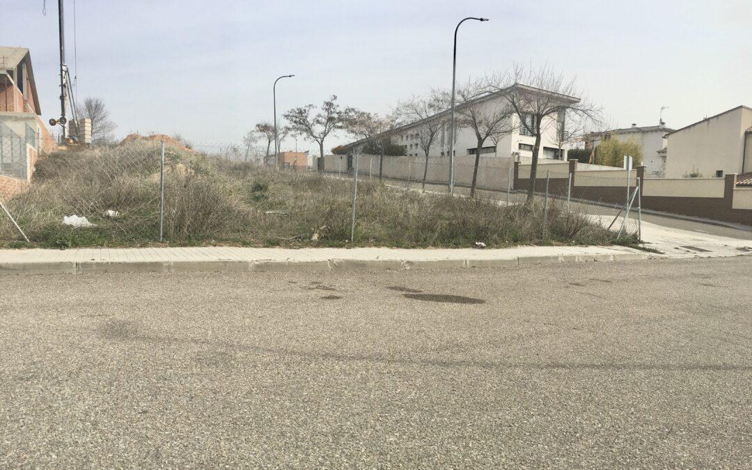 TERRENO URBANIZACION  ALTOS DE BARGAS – TOLEDO